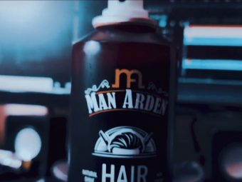 Man Arden Hair Spray pic 9-Perfect Spray for the perfect look-By abhrajyoti