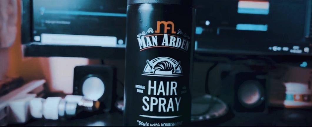 Man Arden Hair Spray-Perfect Spray for the perfect look-By abhrajyoti-8