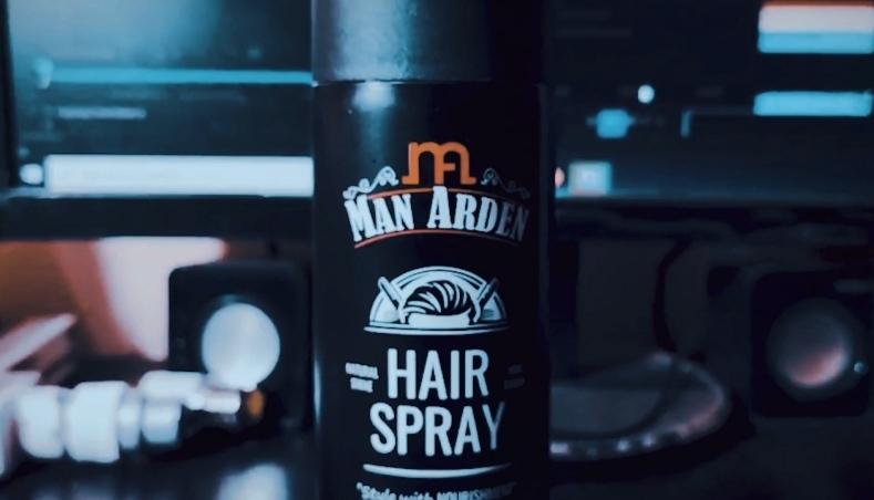 Man Arden Hair Spray-Perfect Spray for the perfect look-By abhrajyoti-7