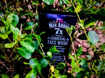 Man Arden 7X Activated Charcoal Face Wash Brightening -Amazing Product-By shagunsharma