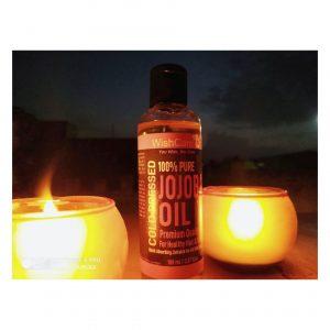 WishCare Pure Cold Pressed Jojoba Oil -All purpose moisturization-By taniyajoshi13