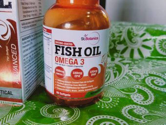 St.Botanica Fish Oil 1000mg Advanced Double Strength pic 2-Best Fish Oil Supplement-By pranitakaur