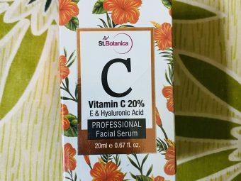 StBotanica Vitamin C 20%  Vitamin E & Hyaluronic Acid Professional Facial Serum pic 4-Wonderful Product-By piyachandra3