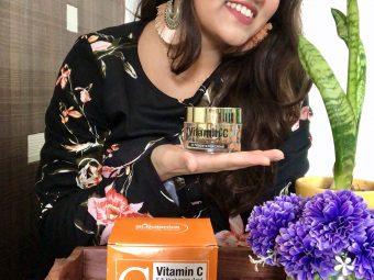St.Botanica Vitamin C, E & Hyaluronic Acid DePigmentation Cream -Great product-By mansigandhi98