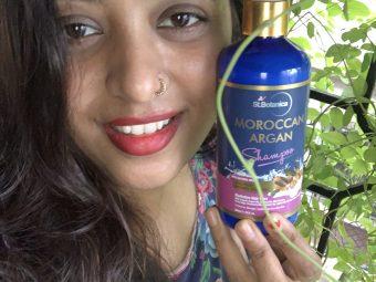 StBotanica Moroccan Argan Hair Shampoo -Best Argan oil shampoo-By just_food_swings