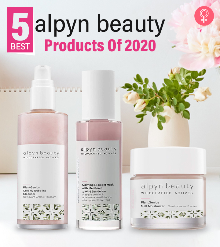 5 Best Alpyn Beauty Products Of 2021