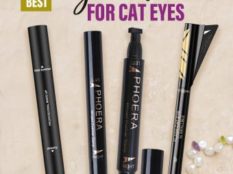 The 5 Best Eyeliners For A Cat Eye Look
