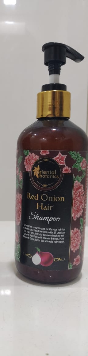 Oriental Botanics Red Onion Hair Shampoo -Delightful and classy product-By aarti_nimani_