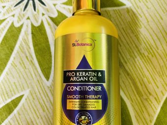 StBotanica Pro Keratin & Argan Oil Conditioner -Best Conditioner in this price range-By piyachandra3