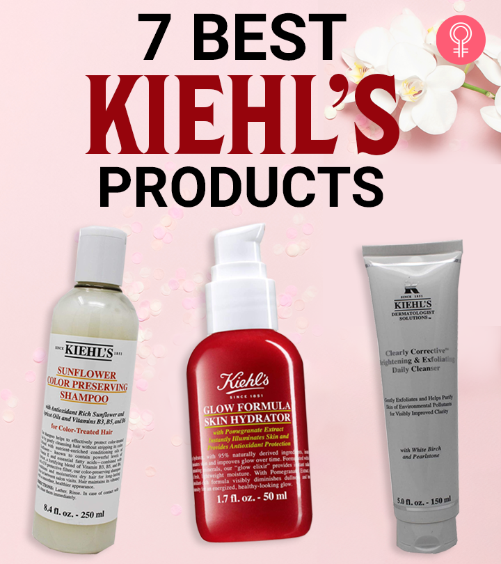 7 Best Kiehl's Products Of 2020