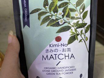 Kimino Japanese Organic Matcha Green Tea Powder -Worth the hype-By divya_chopra