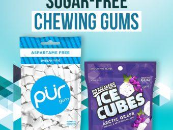 8 Best Sugar-Free Chewing Gums