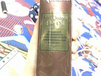 Oriental Botanics Red Onion Hair Growth Oil -hair oil for scalp-By azad.sherni