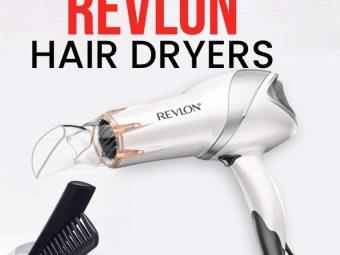 9 Best Revlon Hair Dryers