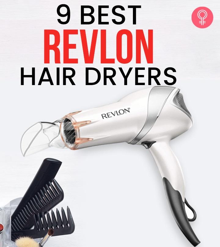 9 Best Revlon Hair Dryers To Buy Online In 2020
