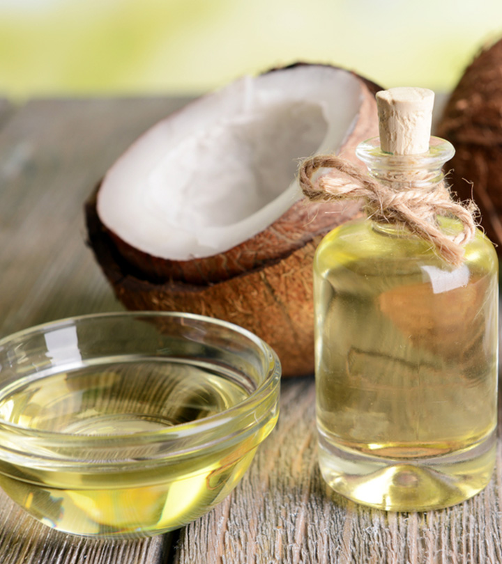 Benefits of Coconut Oil and Camphor