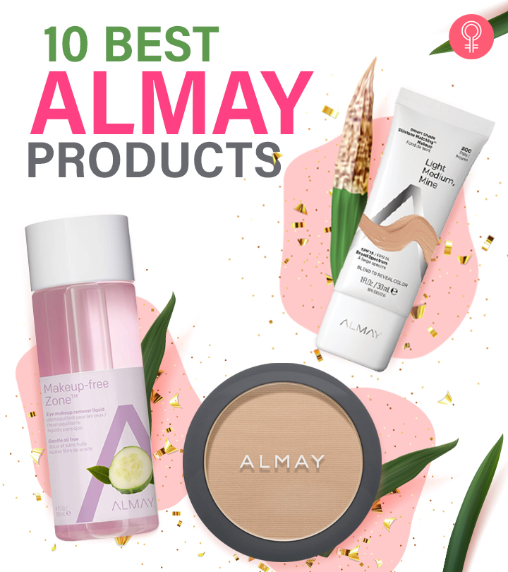Best Almay Products For Sensitive Skin And Clean Beauty