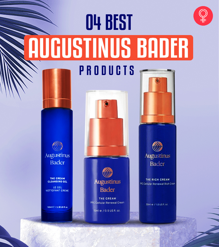 4 Best Augustinus Bader Products Worth The Money
