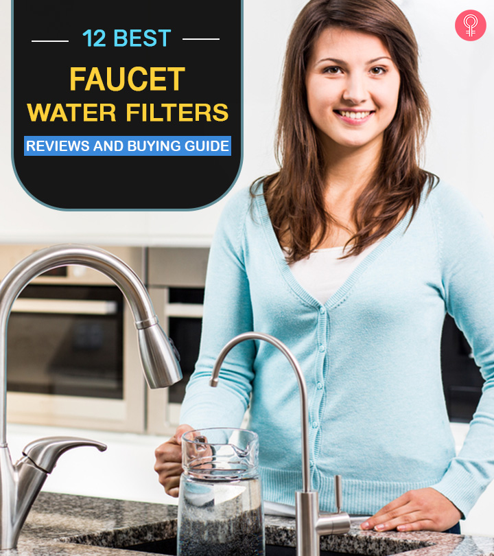 The 12 Best Faucet Water Filters – Reviews And Buying Guide