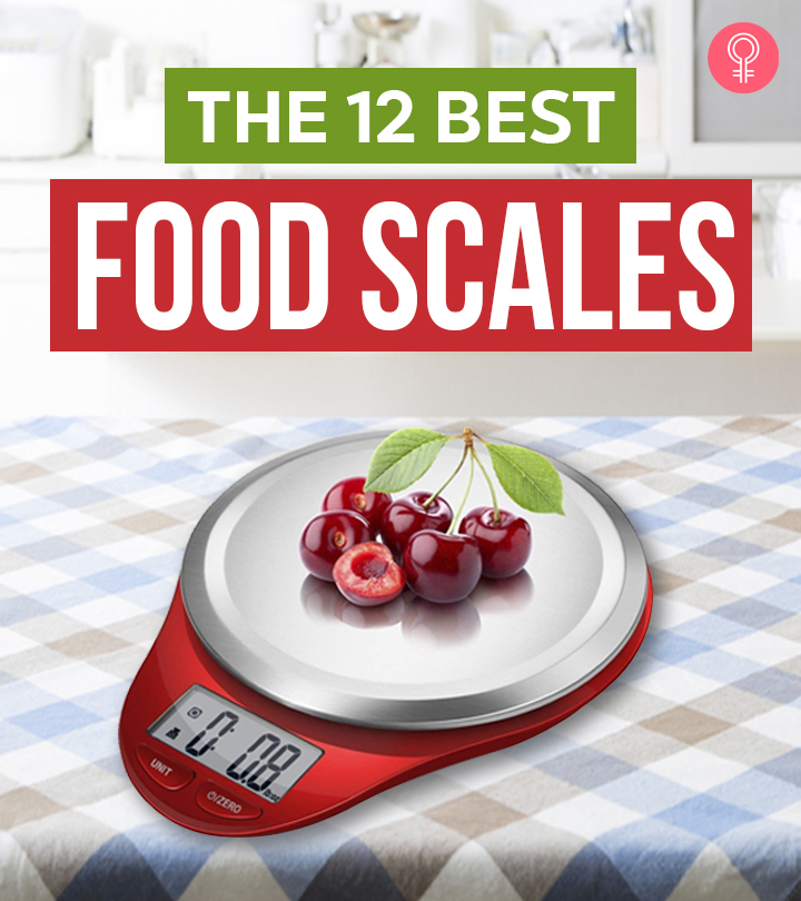 The 12 Best Food Scales – Reviews