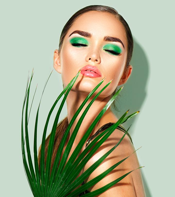 15 Best Green Eyeshadows To Make Your Eyes Pop!