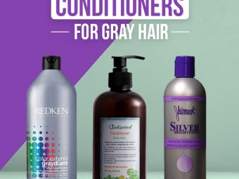 Conditioners For Gray Hair