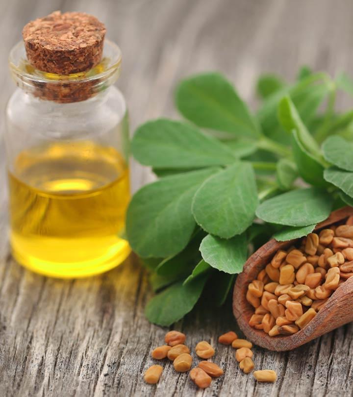 Fenugreek Oil Methi ka TelBenefits and Side Effects in Hindi
