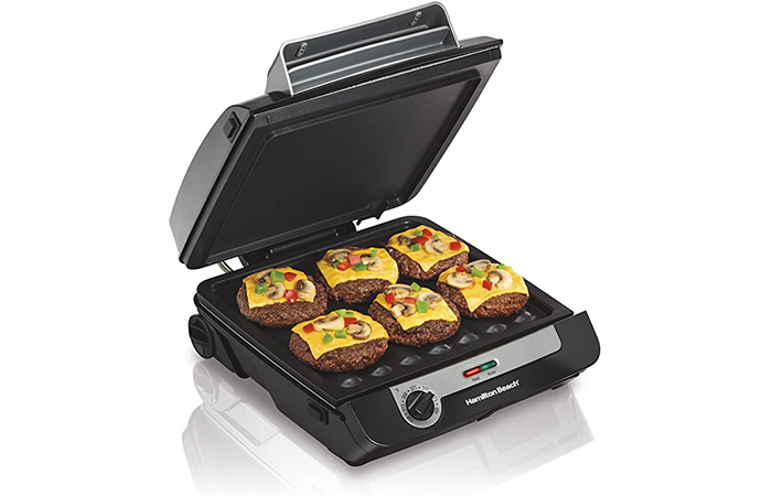 Hamilton Beach 3-in-1 Indoor Grill