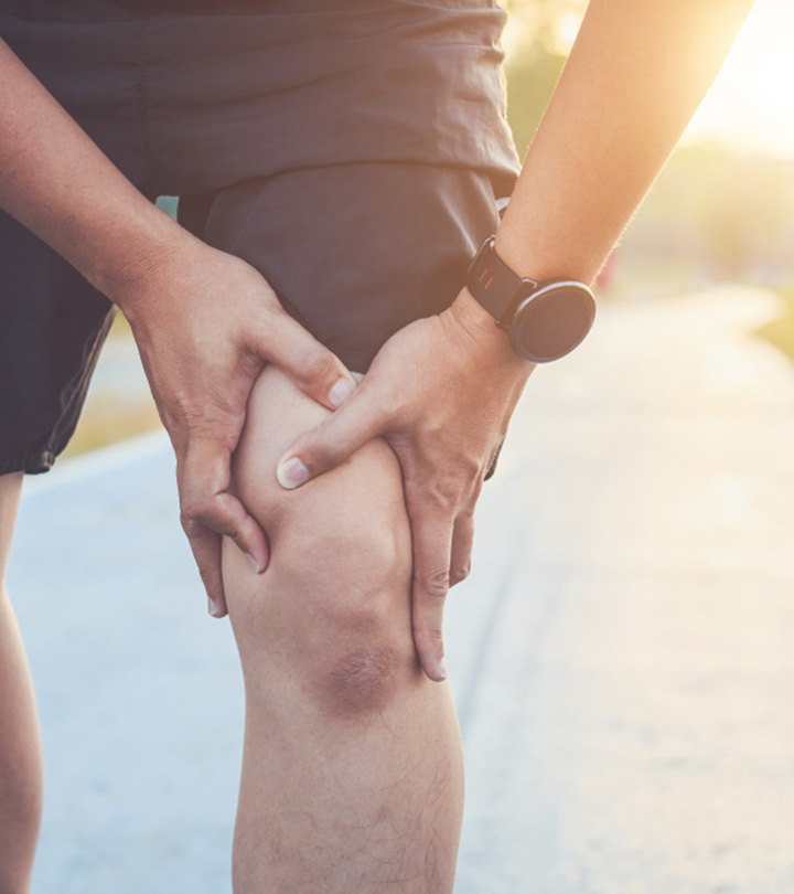 Knee Pain Symptoms and Home Remedies