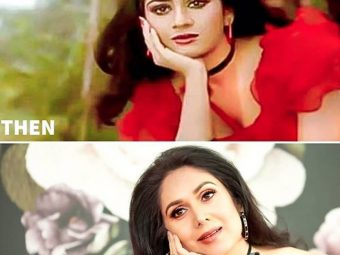 Meenakshi Seshadri Gives Us All The Feels In This Epic Throwback Post