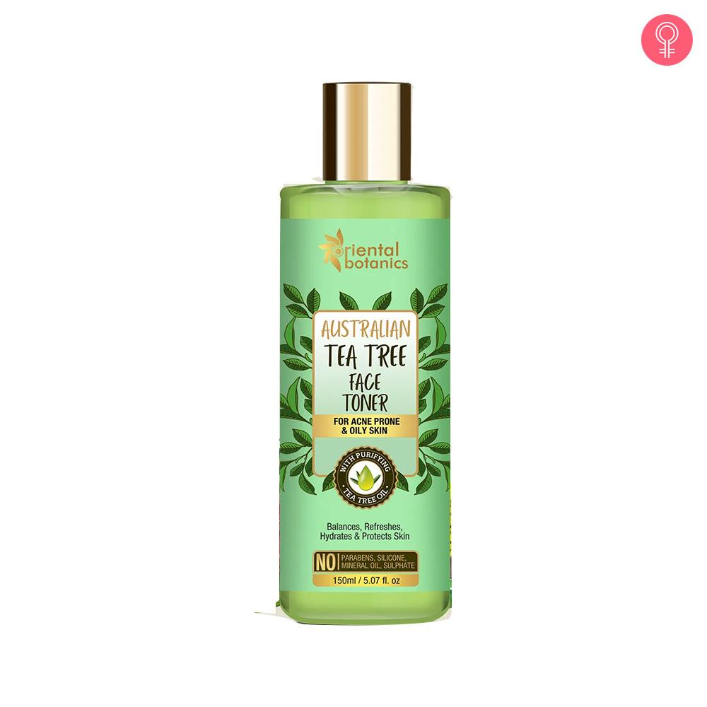 Oriental Botanics Australian Tea Tree Face Toner