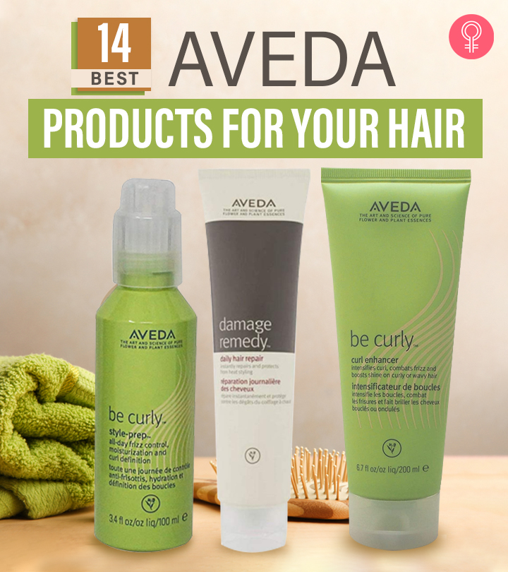 The 14 Best Aveda Products For Your Hair – 2020