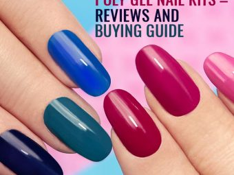13 Best Poly Gel Nail Kits Of 2020 – Reviews And Buying Guide