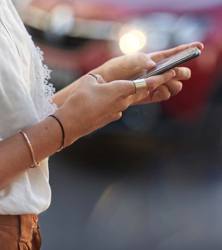 Safety 101: The Government Releases A Nationwide Smartphone App That Will Help Track Women's Safety