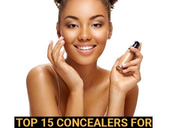 The Top 15 Concealers For Dark Spots And Hyperpigmentation – 20201