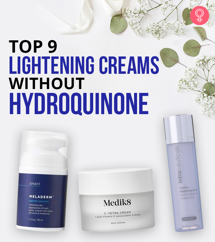 Top 9 Lightening Creams For Black Skin Without Hydroquinone In 2021
