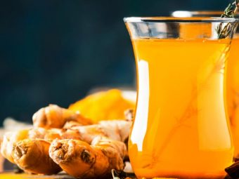 Turmeric Tea Benefits and Side Effects in Hindi