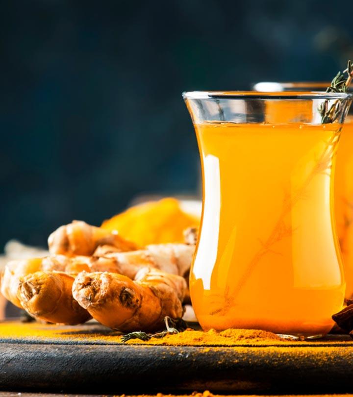हल्दी की चाय के फायदे और नुकसान – Turmeric Tea Benefits and Side Effects in Hindi
