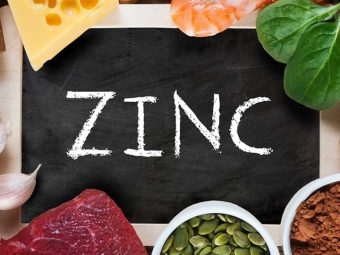 Zinc Rich Foods in Hindi