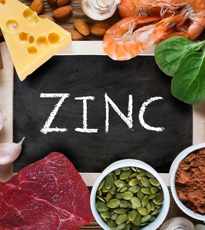 Zinc Rich Foods in Hindi