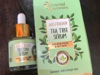 Oriental Botanics Australian Tea Tree Serum -best for acne prone skin-By pop_express