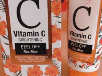 St.Botanica Vitamin C Brightening Peel Off Mask pic 3-I love this Gentle peel off mask-By thisiskav