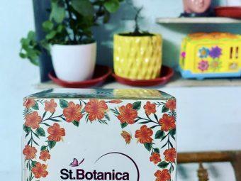 St.Botanica Vitamin C Brightening Night Cream -Nourishing and hydrating-By mommahmiah