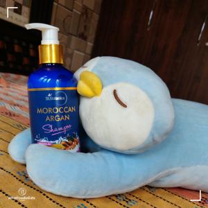 StBotanica Moroccan Argan Hair Shampoo pic 1-best Shampoo for all hair type-By cheshtadhamija