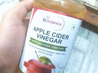 St Botanica Apple Cider Vinegar -Helps in boosting Metabolism-By shail2594