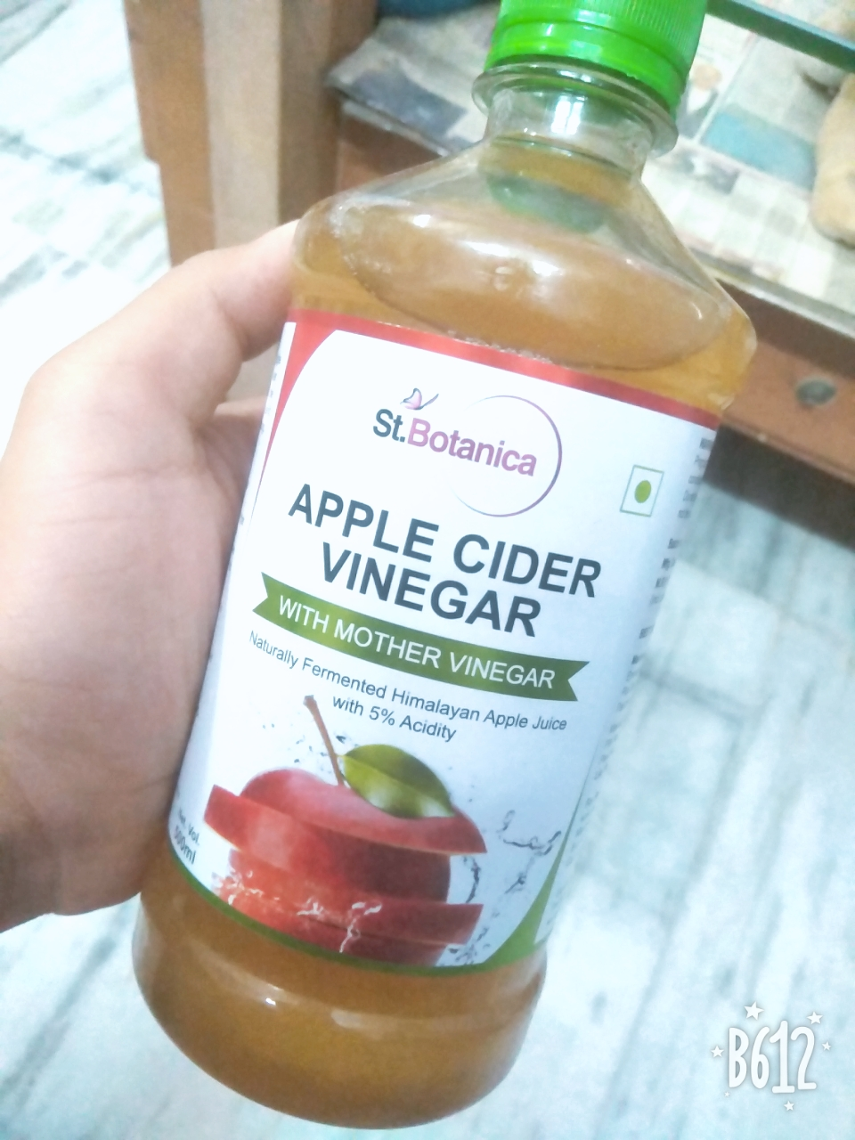 St Botanica Apple Cider Vinegar -Helps in boosting Metabolism-By shail2594