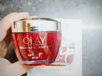 Olay Regenerist Micro-Sculpting Cream -Liked this cream!-By kavyaa12