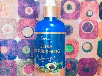 St.Botanica Ultra Nourishing Hair Shampoo -ultra nourishing shampoo-By shikha1064