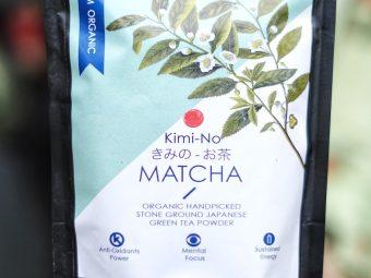 Kimino Japanese Organic Matcha Green Tea Powder -Super Good Matcha Green Tea-By stylewithrimajt