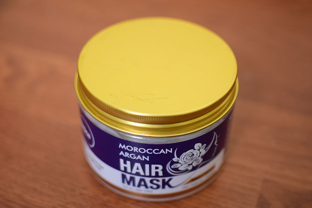 St.Botanica Moroccan Argan Hair Mask pic 3-Smooth Results-By my_dream_crescent